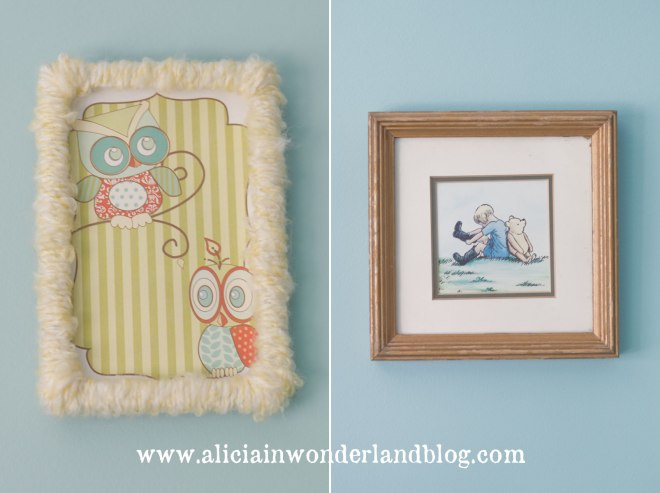 Alicia in Wonderland Blog - Our Baby Boy's Nursery Tour!