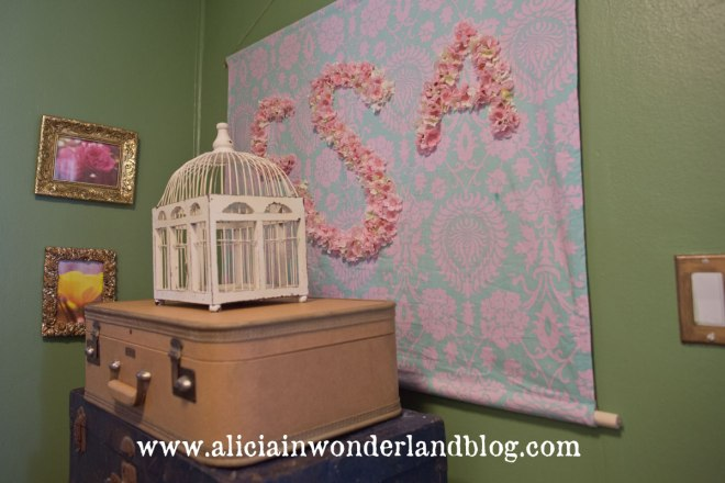 Alicia in Wonderland Blog - Hallway Makeover