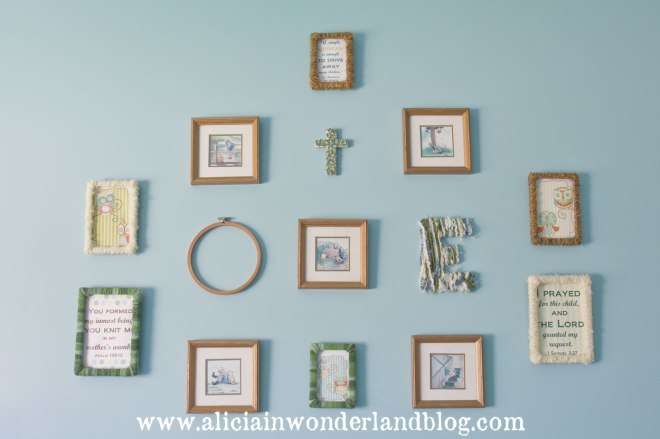 Alicia in Wonderland Blog - Baby Boy's Nursery Tour