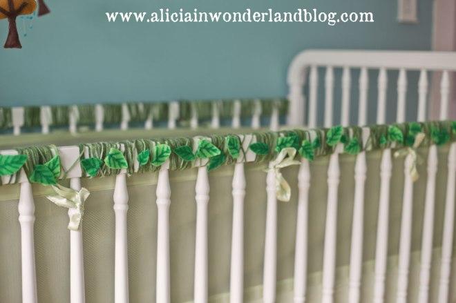 Alicia in Wonderland Blog - Baby Boy's Nursery Tour