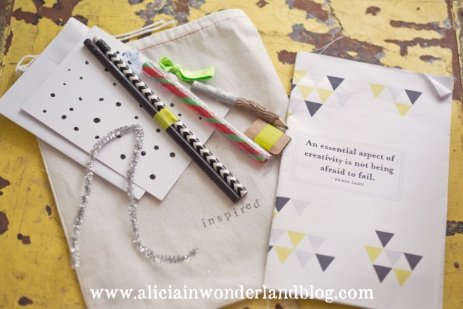 Alicia in Wonderland Blog - Inspired Workshop