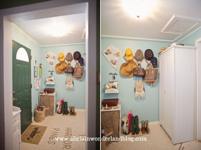 Alicia in Wonderland Blog - Entry Room Updates