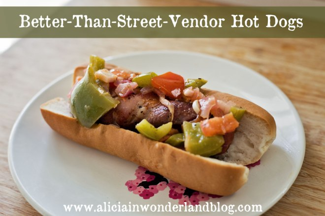 Better-Than-Street-Vendor Hot Dogs